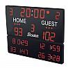 Scoreboard BODET BTX6125 MS, Outdoor