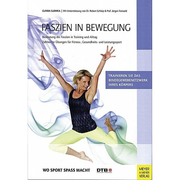 """Buch """"Faszien in Bewegung"""""""