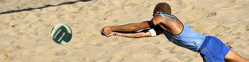 Volleybälle - Beach