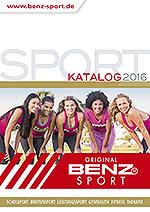 Kataloge anfordern gotthilf benz turnger tefabrik gmbh for Benz sport katalog